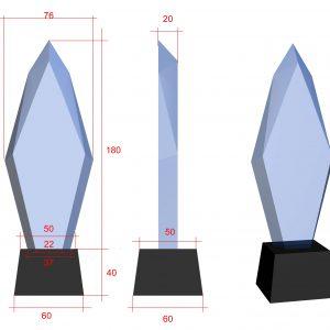mooie award gratis graveren