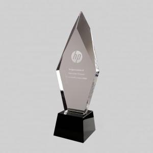 chique award laseren met eigen logo en tekst